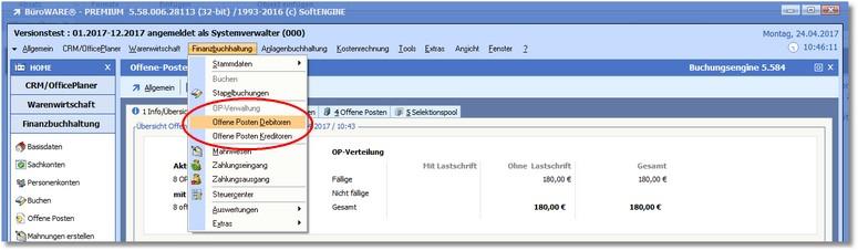BüroWARE 5.5 premium